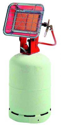 radiant gaz portable sur bouteille. Black Bedroom Furniture Sets. Home Design Ideas