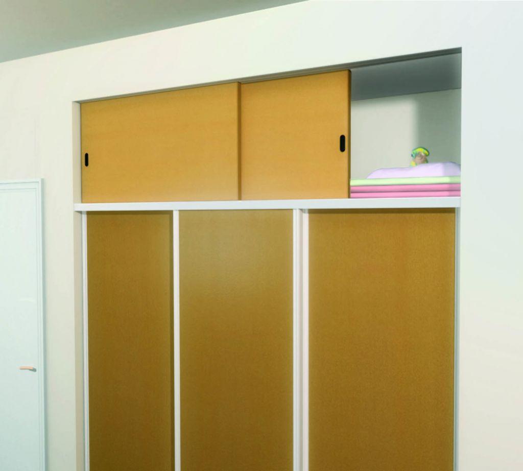 Ferrure de portes coulissantes bois pico 25 for Quincaillerie assemblage meuble bois