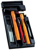 Module sécable outils de frappe