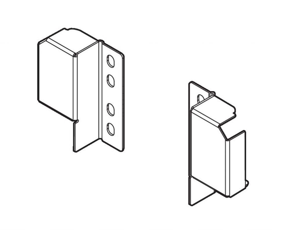 Accessoires ORGA-LINE pour intivo et antaro