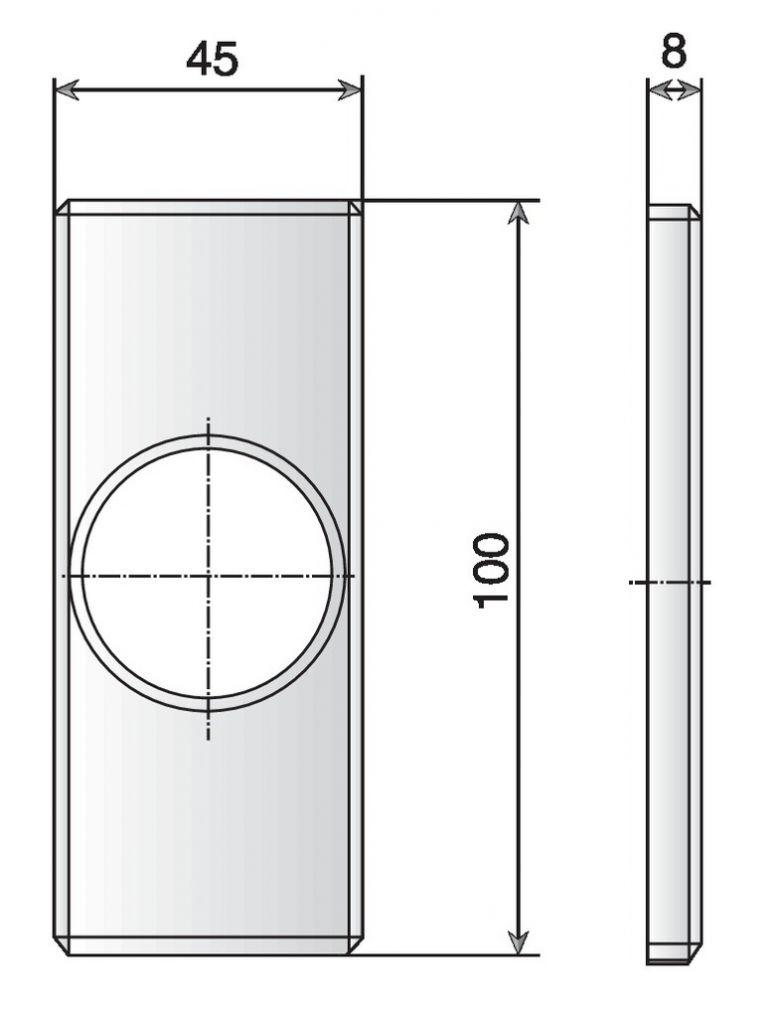Accessoires pour gamme hydraulique