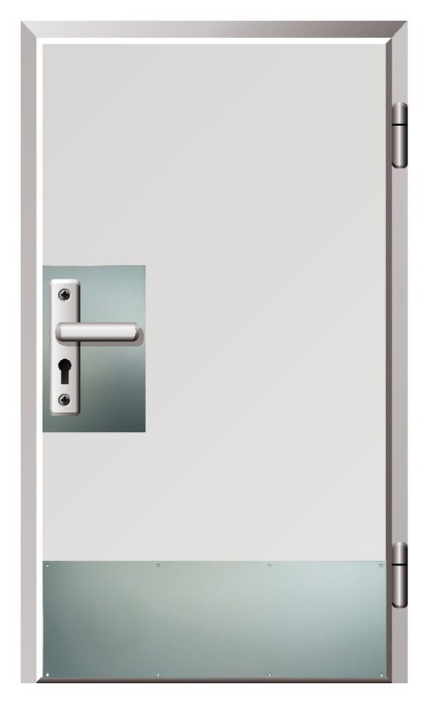 Plaque et plinthe de propret adh sive for Plaque de proprete porte