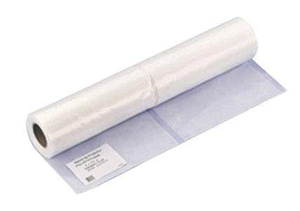 Bâches rouleau de film polyéthylène blanc pour Zipwall