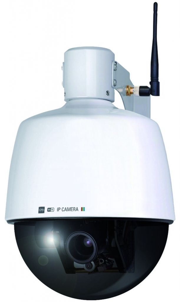 Vid o surveillance cam ra dome ip wifi ext rieur - Camera dome exterieur ...