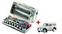 """Coffret 1/4\"""" Nano de 38 outils - RL.NANO1PB"""
