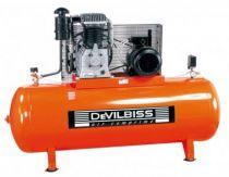 Compresseur bi-étagé ET.56.H5-10 - 500 litres