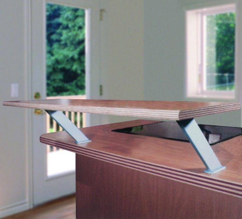 Console de bar plate - Console pour cuisine ...