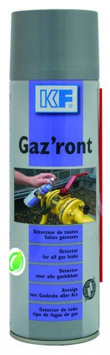 Contrôle des fuites criques fissures gaz\'Ront - 6032