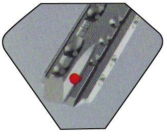 Cylindre à bouton