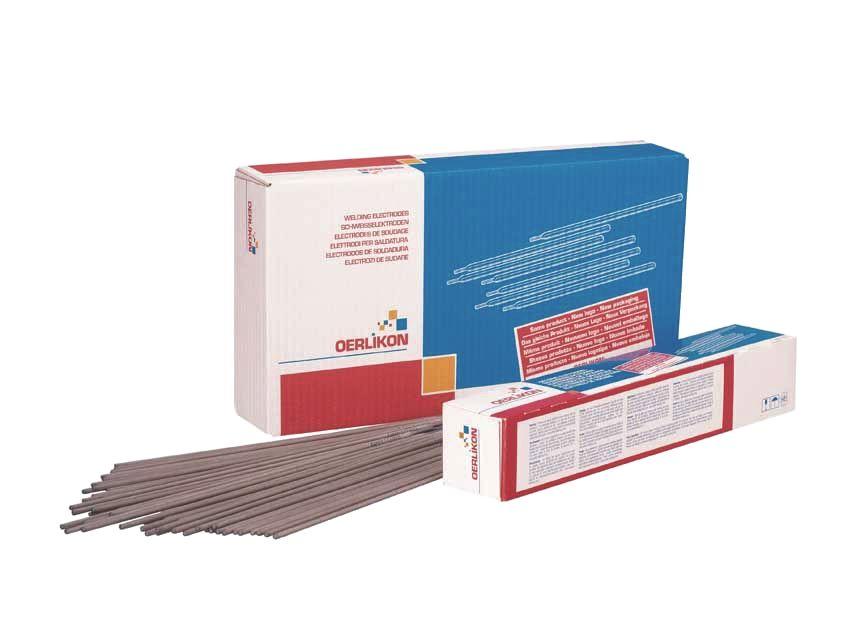 Electrodes Supranox 316 L (Molinox R 18.8)