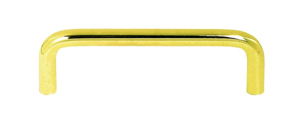 Fil zamack ø 8 mm - finition doré