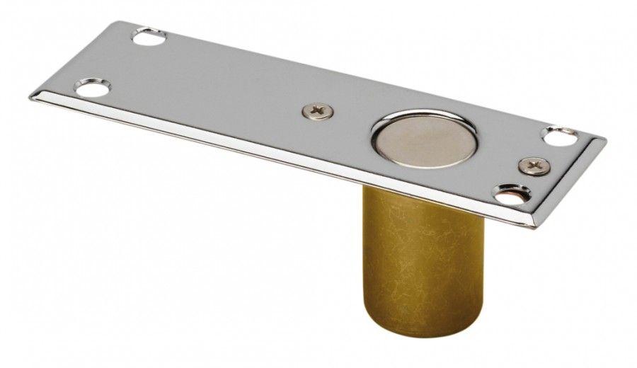 Serrure pour menuiserie métallique - Gâche obturateur