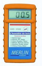 HM8 WS 5/13/25 - Humidimètre non destructif pour bois