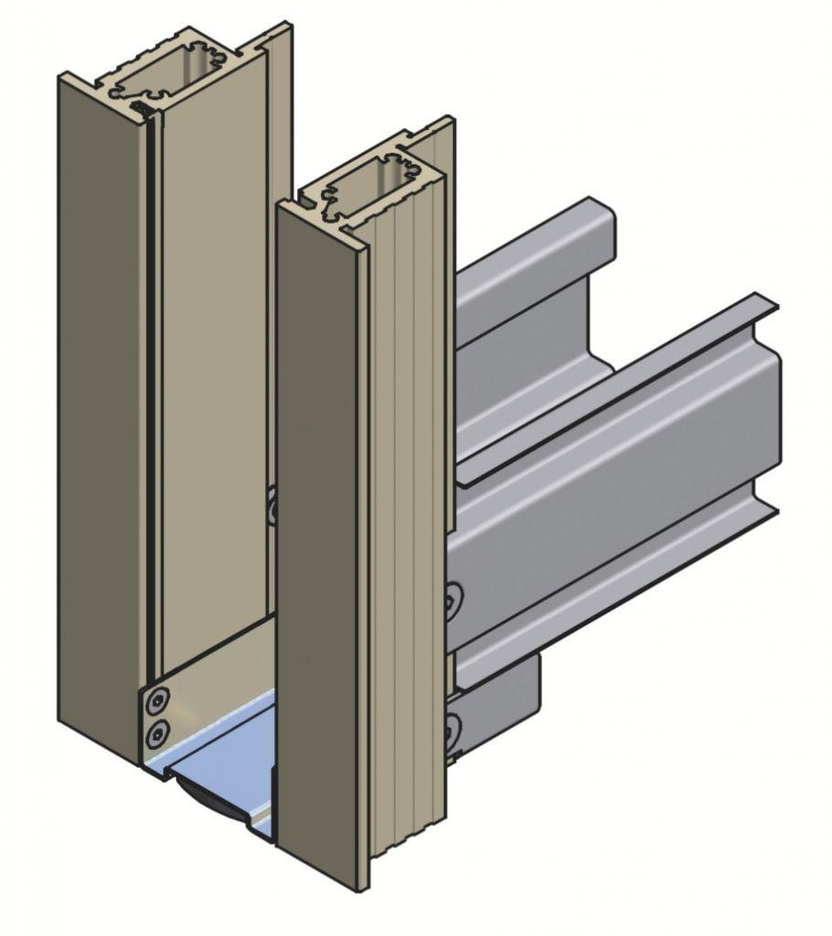 Kit complet pour porte galandage s rie bko - Porte coulissante grande largeur ...