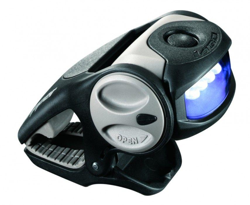 Lampe Gripper 410 - à pince magnétique 4 leds - double intensité