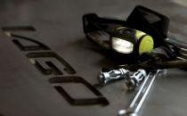 Lampes frontales boxer 310 - 3 leds - double intensité