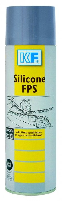 Lubrifiant silicone alimentaire - 6635