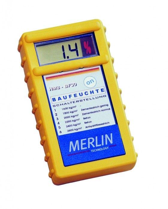 Mesure de l\'humidité HM8 BF 30