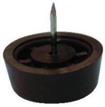 ø 20 mm - 1 pointe - vendu par jeu de 18 mm