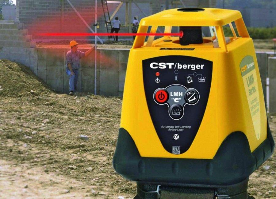 Pack laser rotatif automatique LMH-CU
