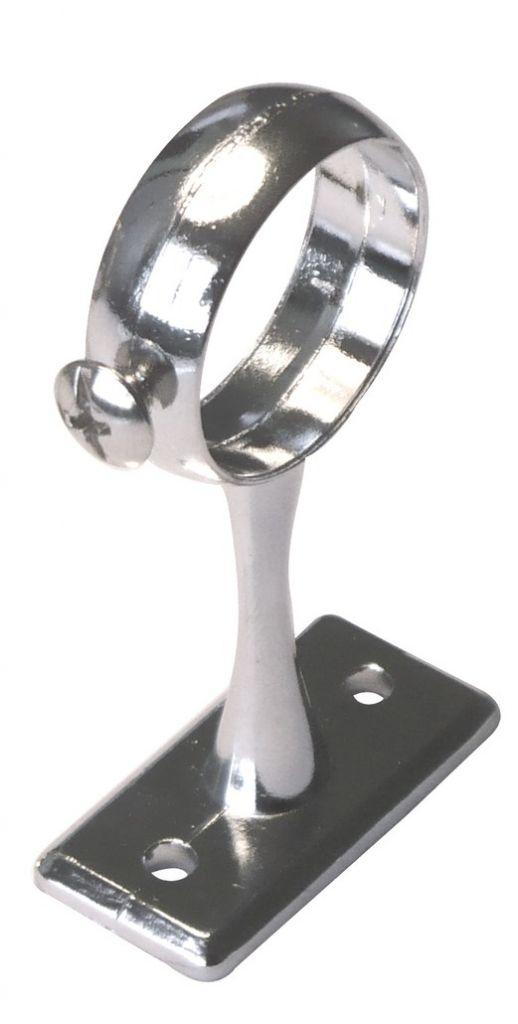 accessoires pour penderie piton sur platine avec vis d 39 arr t saillie 60 mm. Black Bedroom Furniture Sets. Home Design Ideas