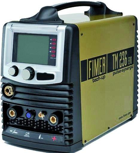 Poste Mig Mag Fimer TM 236 Dual Pulse Synergic