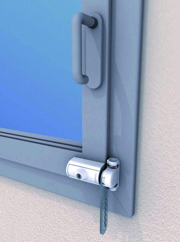 Pour fenêtre 1 vantail - Block\'air