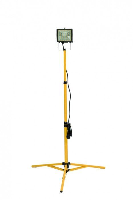 Projecteur halogène télescopique 400 W