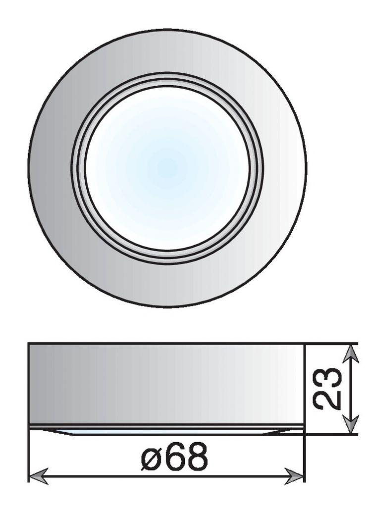 Saturno aluminium
