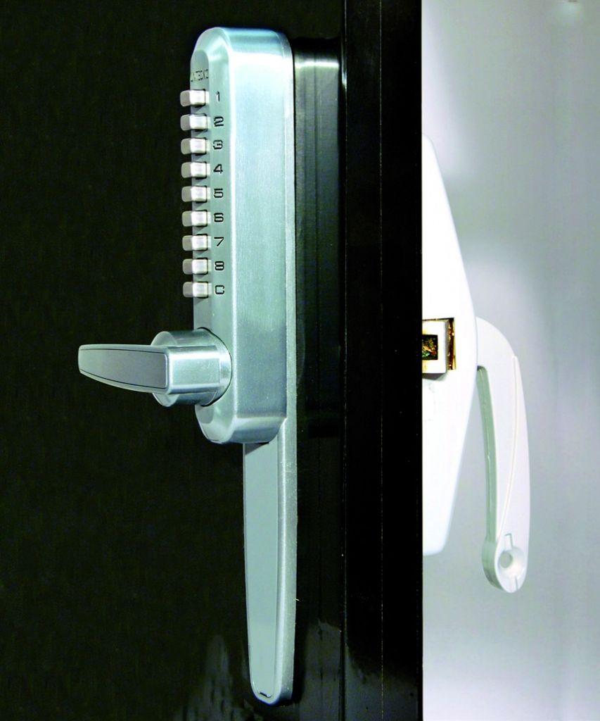 serrure code m canique unitecnic 33. Black Bedroom Furniture Sets. Home Design Ideas