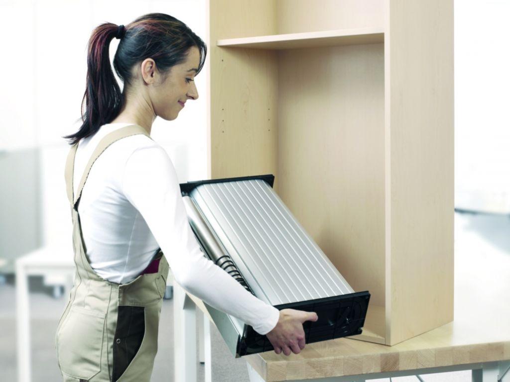 volet roulant de cuisine. Black Bedroom Furniture Sets. Home Design Ideas