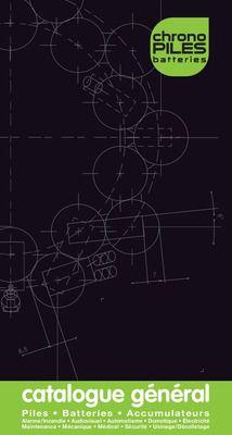 CHRONOPILES BATTERIES