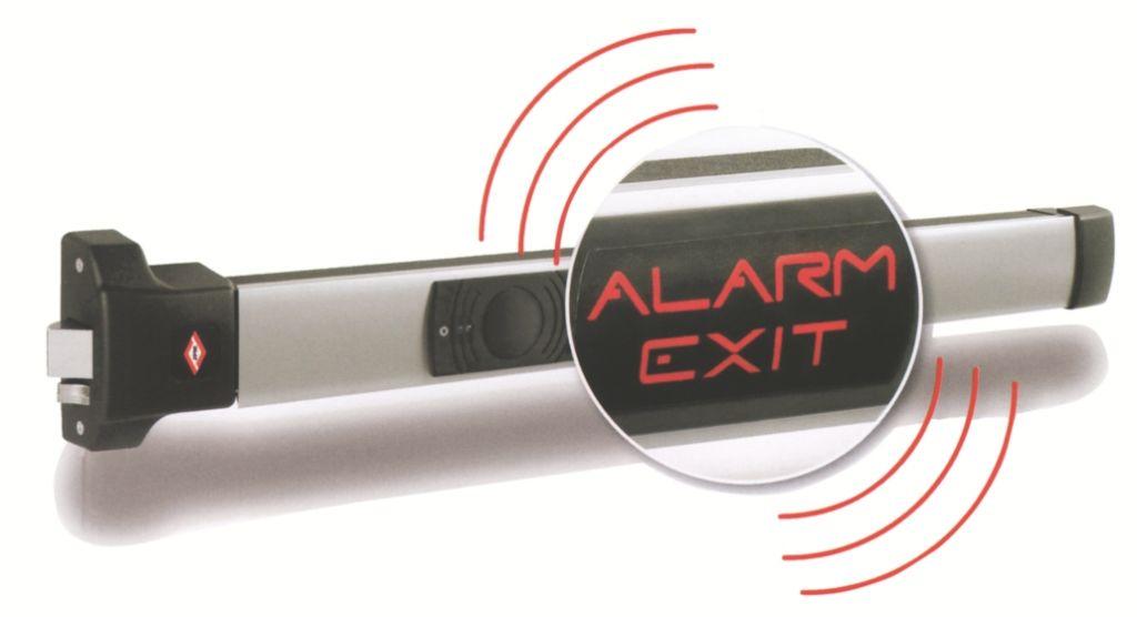 Push Bar Alarm