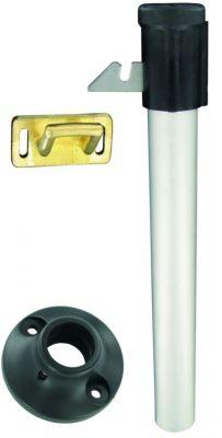 Arrêt à pompe aluminium et polyamide