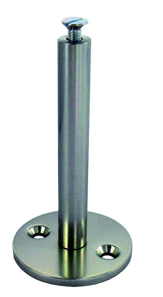 Pied à platine ø 50 mm