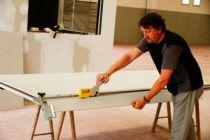 Cutter découpe plaques de plâtre