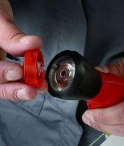 Coupe-tube à coulisseau ZR 35 cuivre