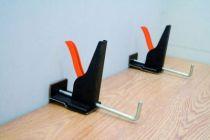 Repousse parquet kik Back - set de 2 cales de dilatation réglables