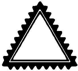 Lime triangulaire