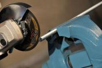 Disque pour machines portatives - XTK8 - acier/inox