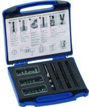 Kit de réparation filetage helicoil®plus