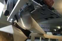 Scie circulaire MKS 130 EC - hauteur de coupe à 90° - 130 mm - 2500 Watts