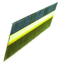 Cloueur à bandes pointes D - têtes plates lisses - clairs résinées - pour Framepro 651