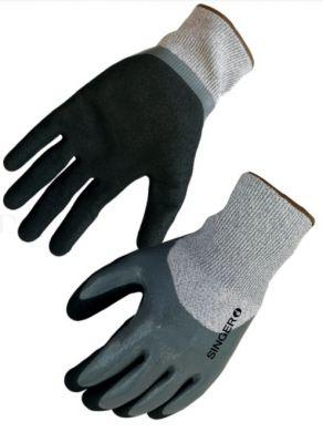Gants anti-coupure 3/4 enduit - classe D