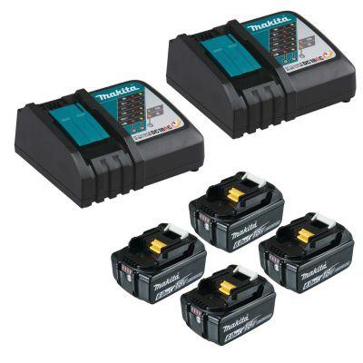 Pack énergie 18 V Li-ion - 6 Ah