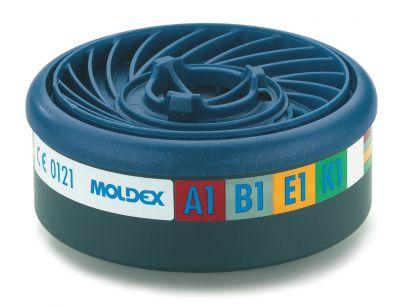 Filtre ABEK1 EasyLock® pour séries 7000 et 9000 Moldex