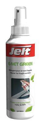 Nettoyant écrans fragiles E-Net green biodégradable