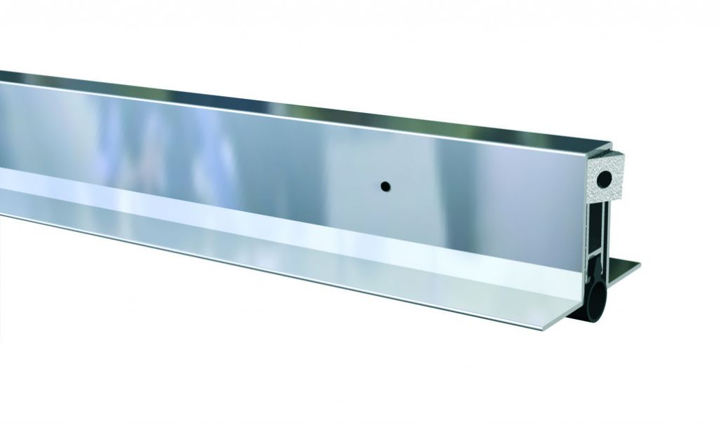 Plinthe anti vent aluminium ellen - Matic - 3