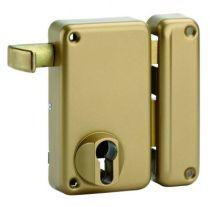 Sûreté pour cylindre profil européen verticale à tirage
