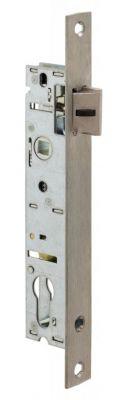 À larder têtière inox Métalux 1 point - série 92 MTX - 980 bec de cane avec rappel du 1/2 tour